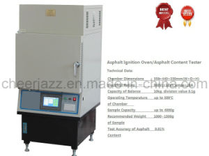 Asphalt Content Ignition Oven pictures & photos