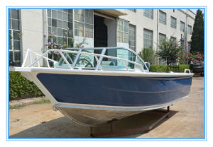 Australia Standard 5m Runabout Aluminum Boat for Fishing pictures & photos