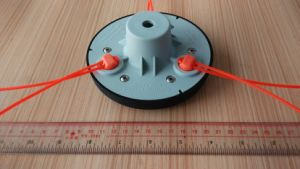Nylon String Universal Replacement Trimmer Head Pivot, Garden Tools