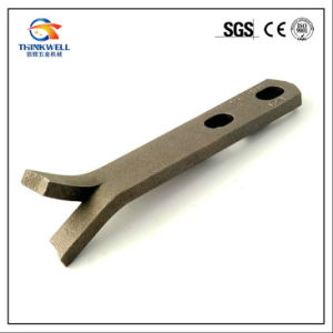 Hot DIP Galvanized Forged Steel Flat Foot Lifting Anchor pictures & photos
