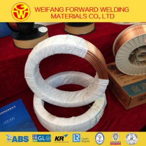 Copper Coated Solid Miled Steel Wire (EL8) pictures & photos