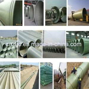 Fiberglass Reinforced Plastic Composite Pipe FRP/GRP Pipe Nuclear Project pictures & photos