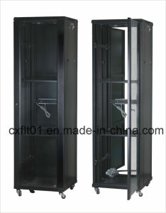 19 Inch Rack Dimensions 19u Network Cabinet pictures & photos