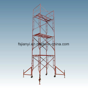 Construction Steel Functional Ringlock Scaffold pictures & photos