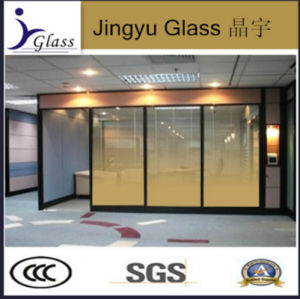 10mm 12mm Color Change Glass Door for Interior Room Decoration pictures & photos