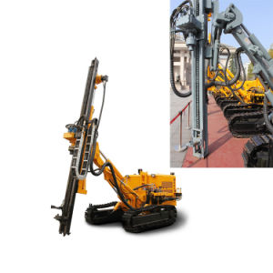 Full Hydraulic Diamond Core Drilling Rig (DC- 726B) pictures & photos