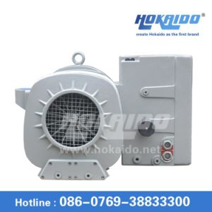 Robotic Handling Used Oil Lubricated Rotary Vane Vacuum Pump pictures & photos