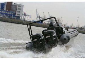 Aqualand 35feet 10.50m Rigid Inflatable Boats/Rib Fiberglass Fishing Boat (RIB1050) pictures & photos