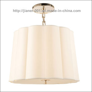 The Latest Fabric Shade Decorative Ceiling Lamp Lighting pictures & photos