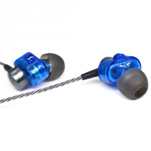 Factory Good Quality Metal Material Wired Earphone pictures & photos