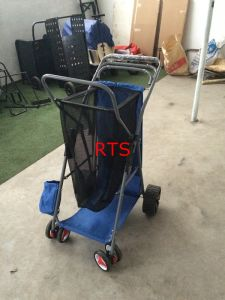 Easy Carry Outdoor Camping Folding Fishing Cart pictures & photos