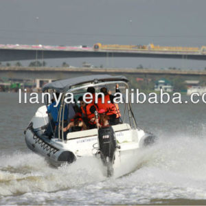 Liya 8.3meter Fast Patrol Boats Navy Boat Military Rib Boats pictures & photos