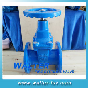 Cast Iron Sluice Gate Valve pictures & photos