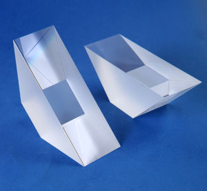 UV Fused Silica Penta Prisms for Laser Instrument pictures & photos