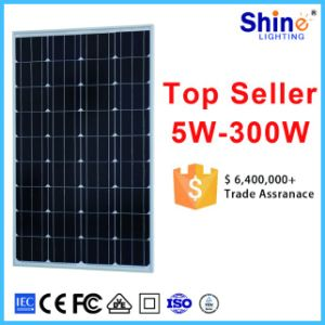Hot Selling 100W Mono Solar Panel pictures & photos