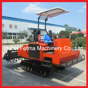 Self-Propelled Crawler Type Rotary Tiller, Crawler Tiller pictures & photos