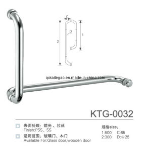 High Quality Bathroom Door Handle Ktg-0032 pictures & photos