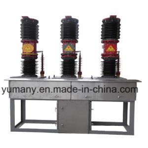 Outdoor High Voltge Vacuum Cirbuit Breaker (ZW7-40.5) pictures & photos