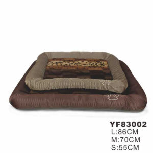 Luxurious and Soft Plush Pet Beds with 3 Size pictures & photos