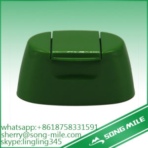 Green 28/410 Disc Cap for Hair and Bath Products pictures & photos
