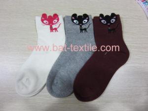 Children Socks (BAT-CR01) pictures & photos