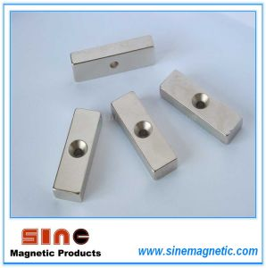 Special Permanent Sintered Neodymium Magnet (NdFeB Magnet) pictures & photos