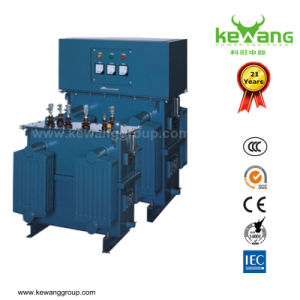 an Air Cooling or Af Forced Air Cooling Dry Type Medium Voltage Transformer with Different Range of Application Around The World pictures & photos