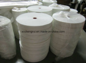 Top Quality White Insulation Medium-Alkali Fiberglass Tape pictures & photos