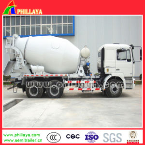 Sinotruk HOWO Truck Cement/ Concrete Mixer for Sale pictures & photos