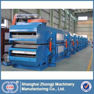 Continue PU Sandwich Panel Production Line pictures & photos