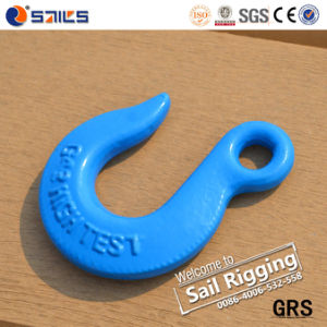Rigging Forged Alloy Steel A324 Eye Slip Hook pictures & photos