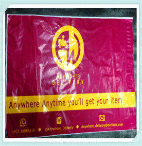 High Strength Co-Extruded Etail Courier Bags pictures & photos