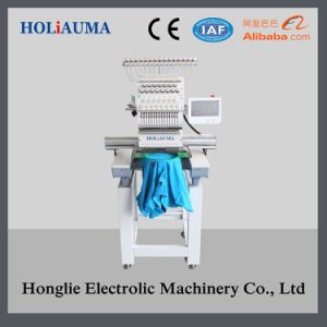 High Quality Single Head Computer Embroidery Machine Price pictures & photos