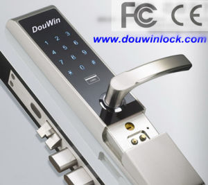 Home Touch Screen Digital Card Doors System Lock pictures & photos