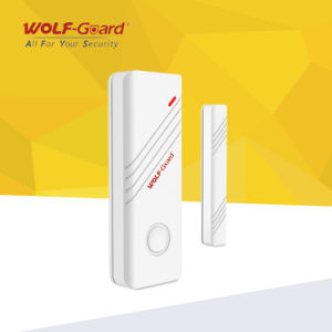 2015 New! Ultra-Thin (15mm) GSM+Bluetooth APP GSM Home Burglar Alarm with Free Sensors and Menu Instruction pictures & photos