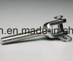 Wire Rope Swage Ends Thread in Ss316 pictures & photos
