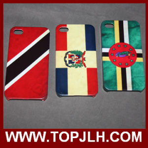 Customized for iPhone 4/4s 3D Sublimation Phone Case