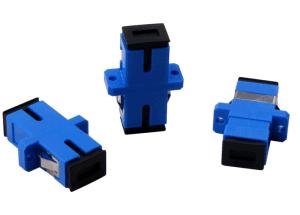 Sc/Upc-Sc/Upc Sinplex Sm Fiber Optic Adapter pictures & photos