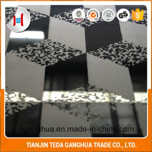 304 Stainless Steel Decorative Sheet Etched pictures & photos