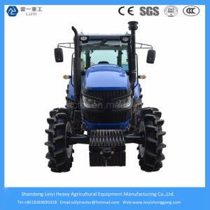 4 Wheel Drive 125HP Agricultural/Farm/Mini/Garden/Compact/Mini/Narrow Tractor Factory China (70HP/125HP/135HP/140HP/155HP) pictures & photos