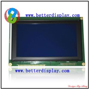 LCD Stn Blue LCM Standard Graphic Module LCD Screen pictures & photos