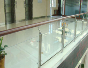 10-12mm Toughened Laminated Glass for Balustrade pictures & photos