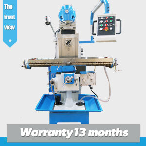 Xq6226W High Torque and Power Universal Milling Machine (CE)