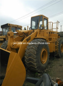 Used Caterpillar Wheel Loader with Grapples (966F) with CE