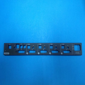 Aluminum Anodized Stamping Punching Bracket