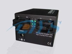 100m High-Speed Fiber Optic Media Converter pictures & photos