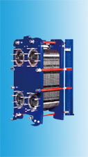 S200h (equal Alfa laval TS20M) Steam Heat Exchanger Flowrate 190kg/S Max Pressure 16bar Gasket Plate Heat Exchanger pictures & photos