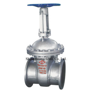 DIN Gate Valve Z15h with Low Price