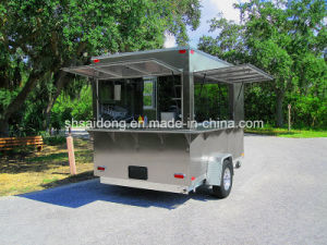 Customized Products Mobile Food Cart