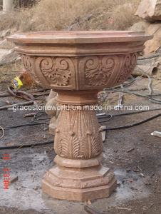 Stone Garden Planter for Decoration pictures & photos